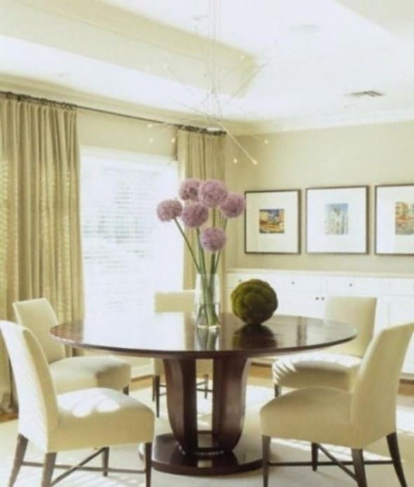 small dining room decor 417_Decor