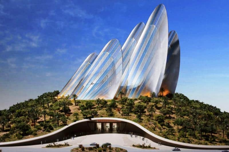 Architecture Ideas zayed museum project for abu dhabi – architecture decorating ideas