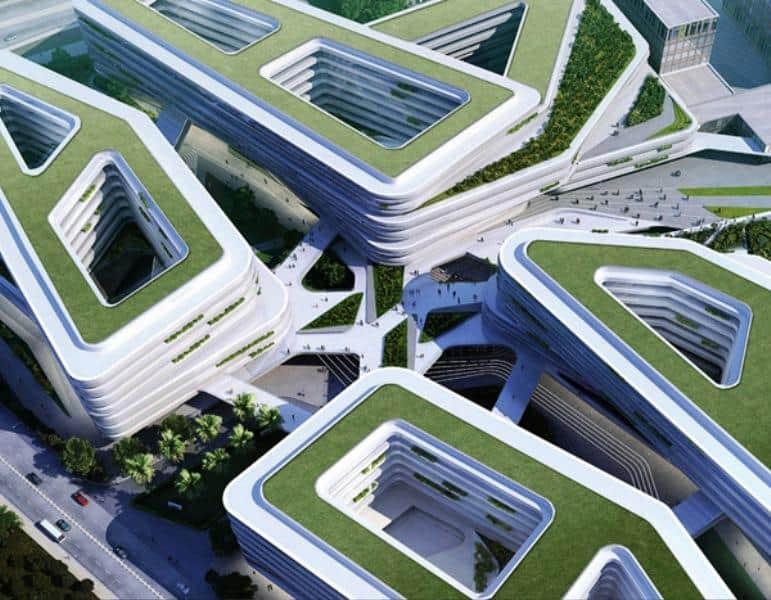 Future Design Architecture : Architecture of Future Designs9v  Architecture Decorating Ideas