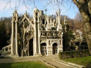 Ferdinand Cheval Palace a.k.a Ideal Palace Architecture, France-Most Amazing Buildings