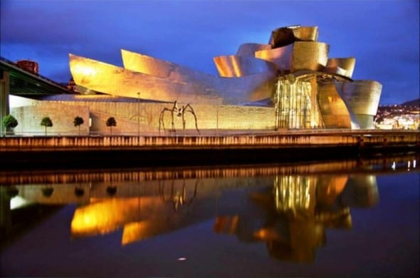 Guggenheim Museum Architecture, Bilbao, Spain-Most Amazing Buildings