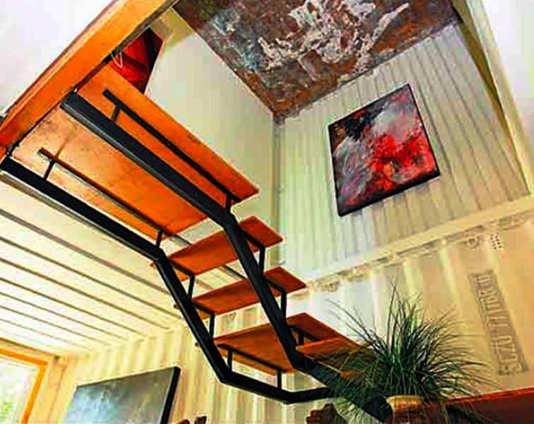 Affordable Container House951Architects