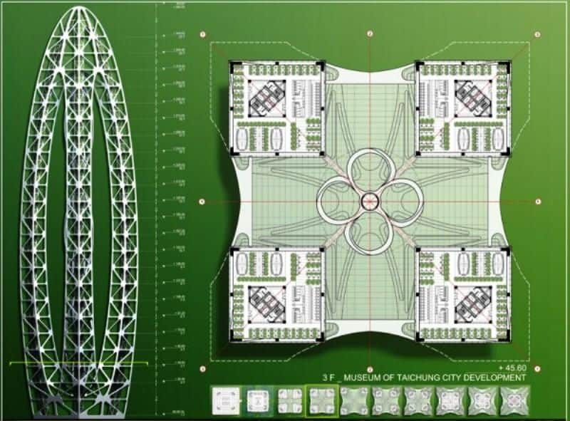 Bionic-Arch by Callebaut235 Architects