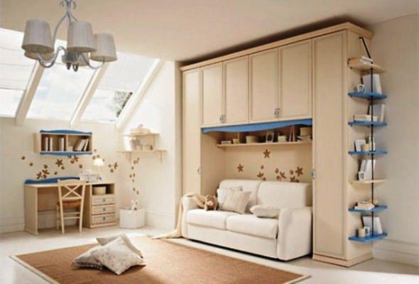 Classic Kids Room_a53Designs