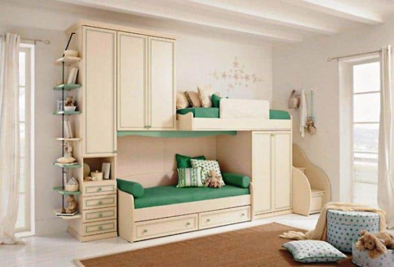 Classic Kids Room_a61Designs