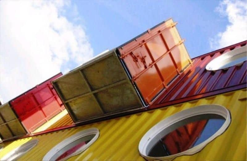 Container 809Buildings