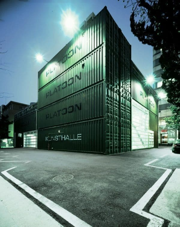 Container 887Buildings