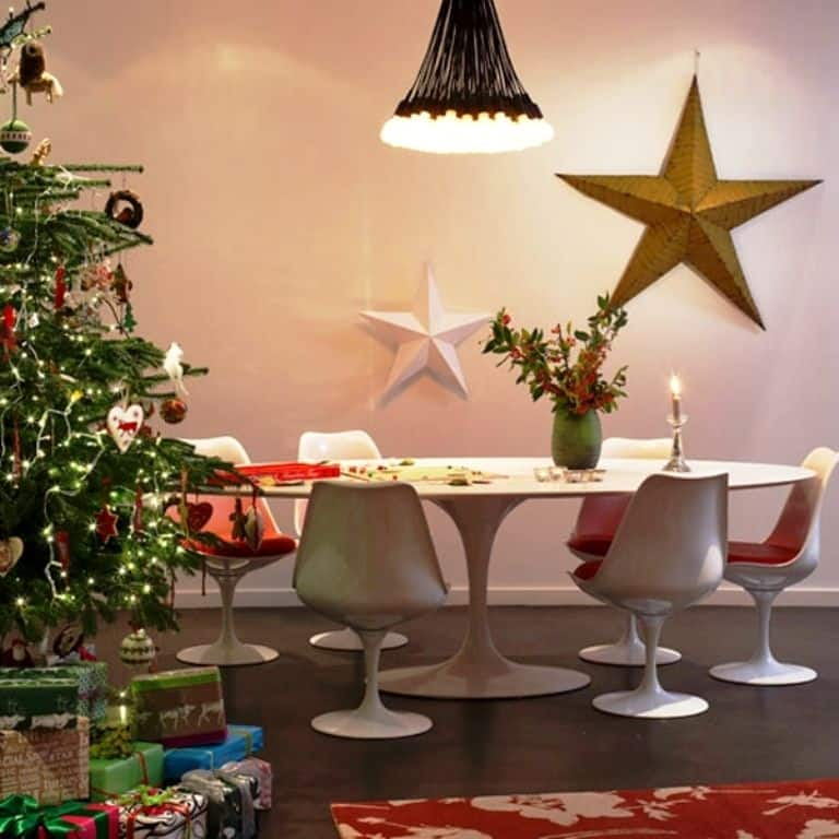 Dining Room Christmas Decor_978Ideas