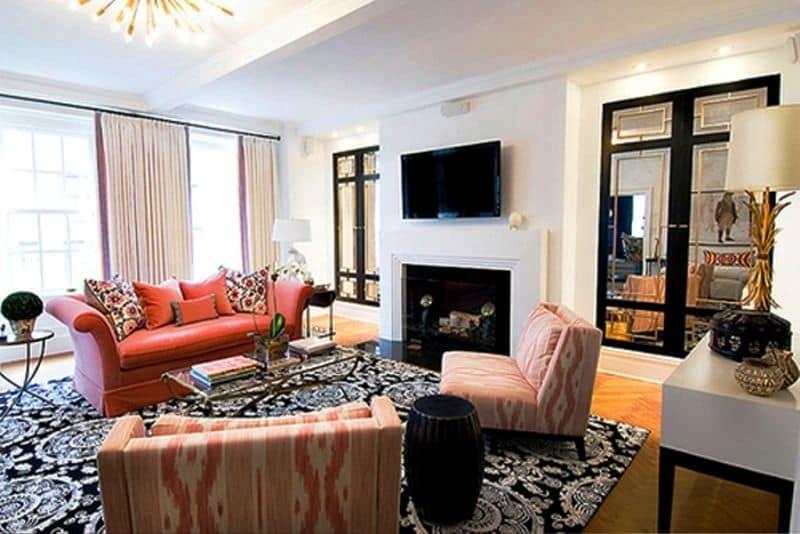 Exotic Ikat Pattern in Interior Design182Ideas
