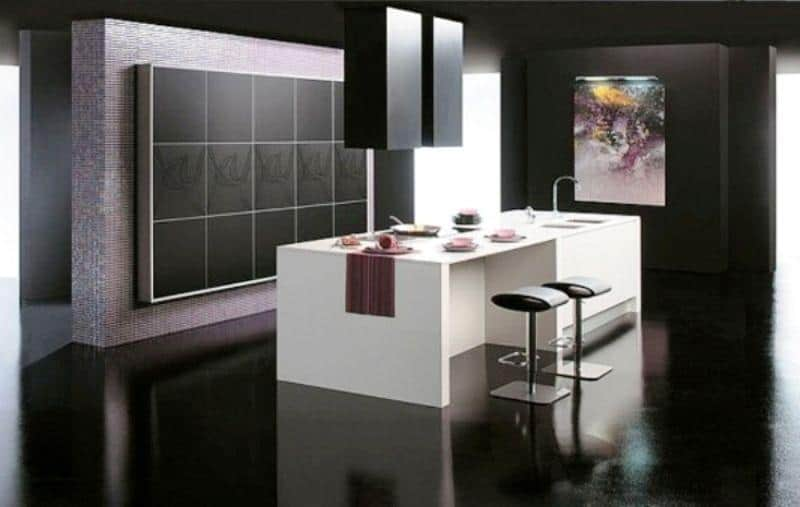Hi-tech Kitchen_a12Designs