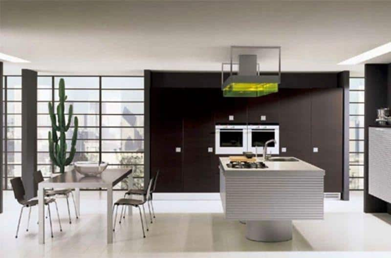 Hi-tech Kitchen_a13Designs