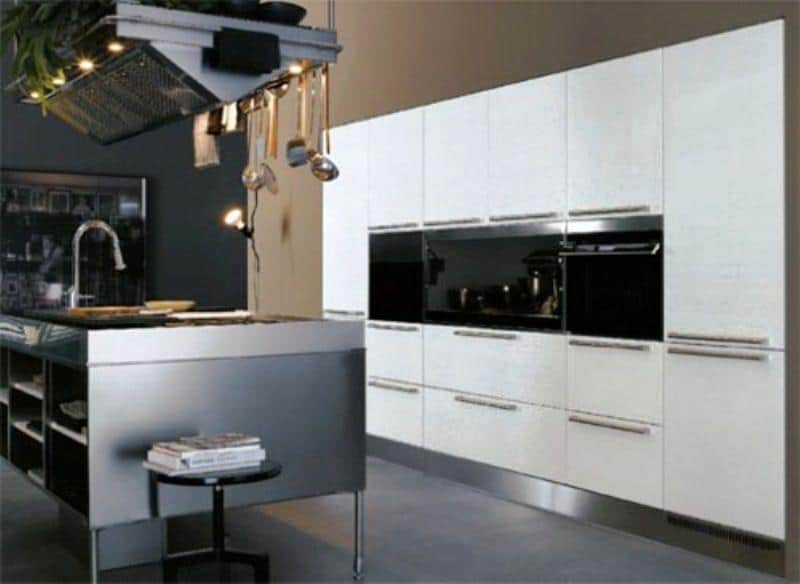 Hi-tech Kitchen_a14Designs