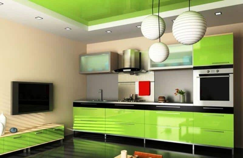 Hi-tech Kitchen_a19Designs