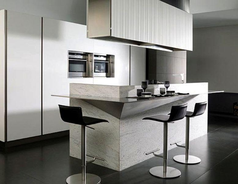 Hi tech Kitchena21Designs Architecture Decorating Ideas