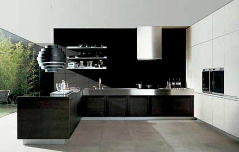 Hi-tech Kitchen_a25Designs