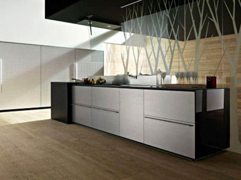 Hi-tech Kitchen_a26Designs