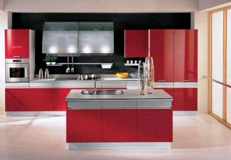 Hi-tech Kitchen_a28Designs