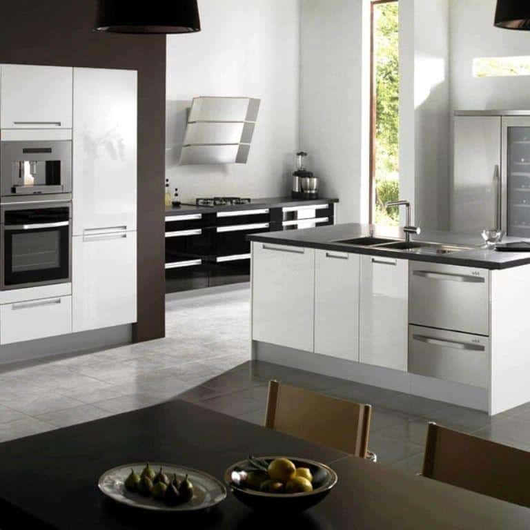 Hi-tech Kitchen_a29Designs