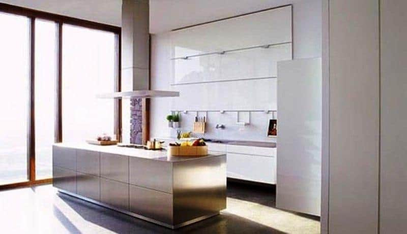 Hi-tech Kitchen_a30Designs