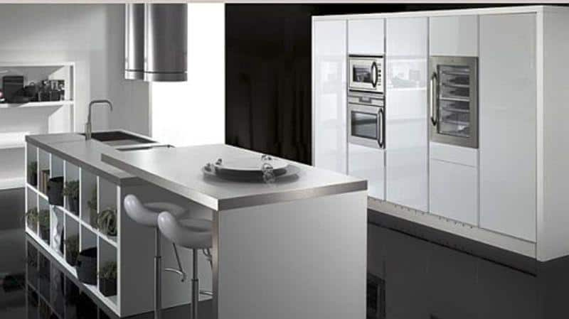 Hi-tech Kitchen_a31Designs