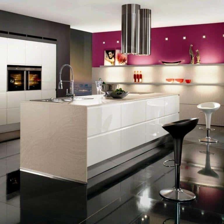 Hi-tech Kitchen_a32Designs