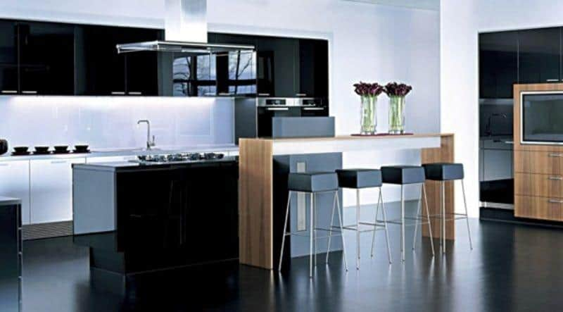 Hi-tech Kitchen_a38Designs