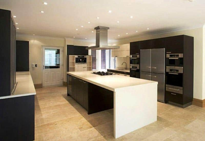 Hi-tech Kitchen_a39Designs