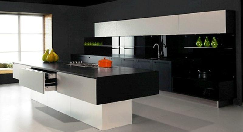 Hi-tech Kitchen_a40Designs