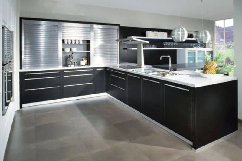 Hi-tech Kitchen_a42Designs