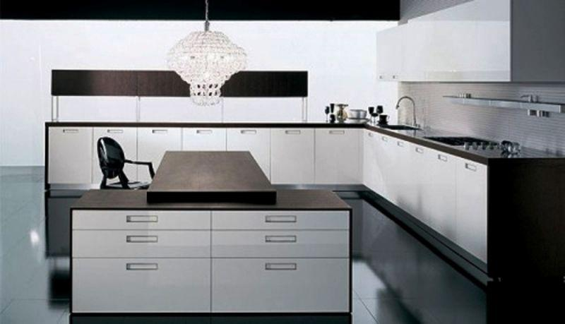 Hi-tech Kitchen_a50Designs