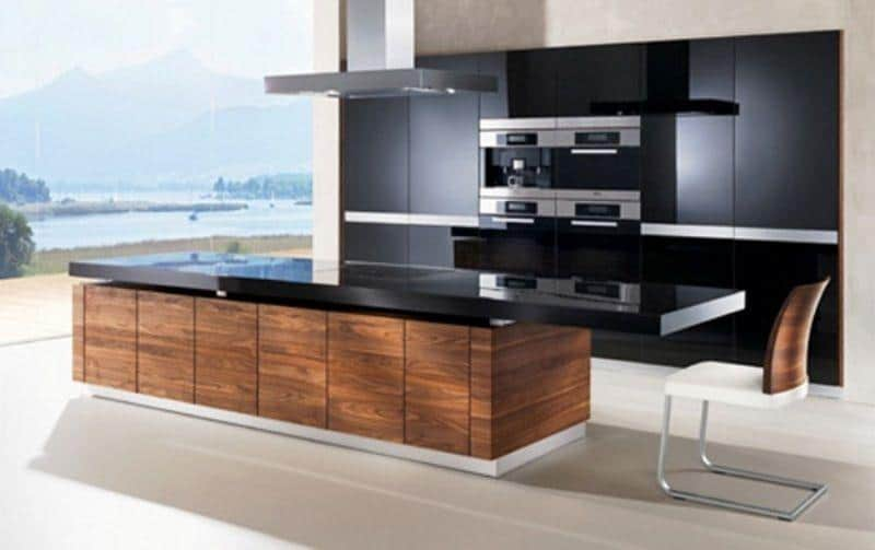 Hi-tech Kitchen_a51Designs