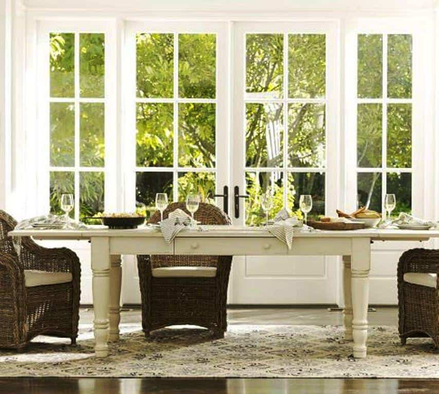 Norfolk Dining Table By Pottery Barn Part 55