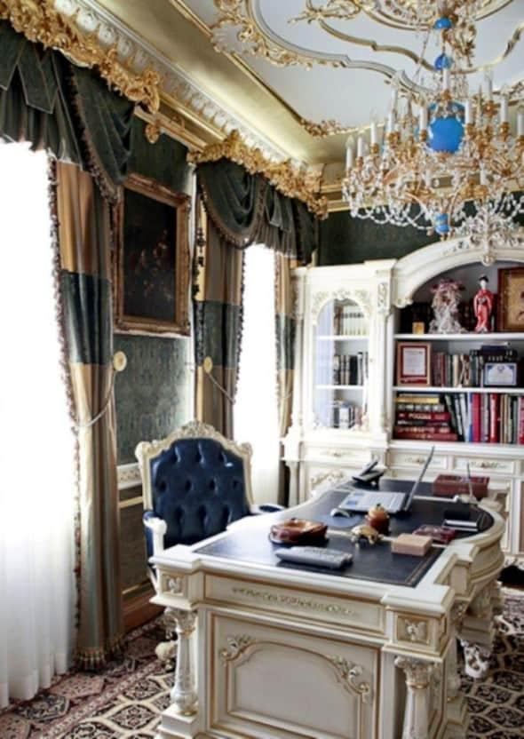 Architecture decor interior decorating for Rococo decorative style