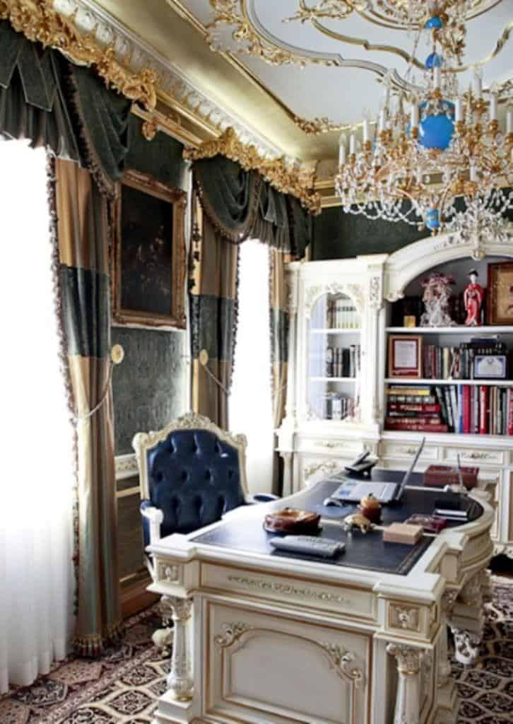 Rococo Decorating Style142Ideas