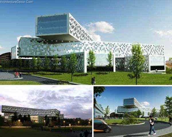 sustainable office building. StatoilHydro HQ-Sustainable Office Buildings Sustainable Building C