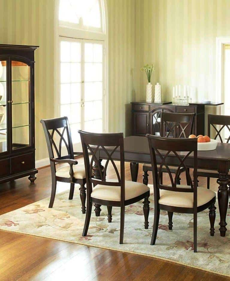 Stylish963 Dining Room On Budget