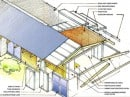 Sustainable Architecture Diagram-Construction