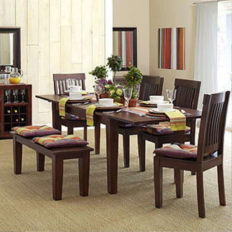 Tuscan Extenstion Table From World Market