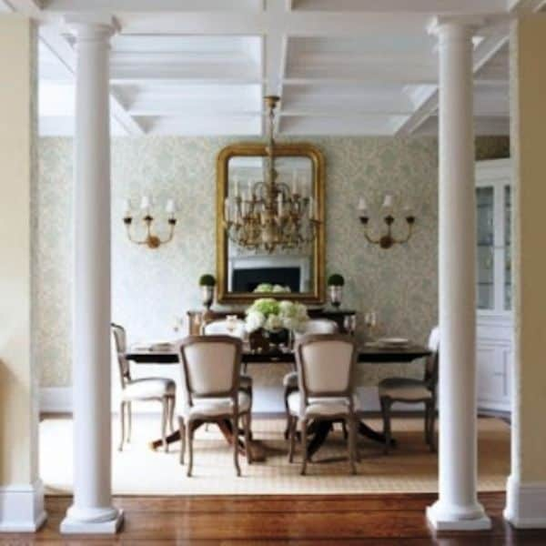 Dining room wall decor part i architecture decorating for Dining room wall picture ideas