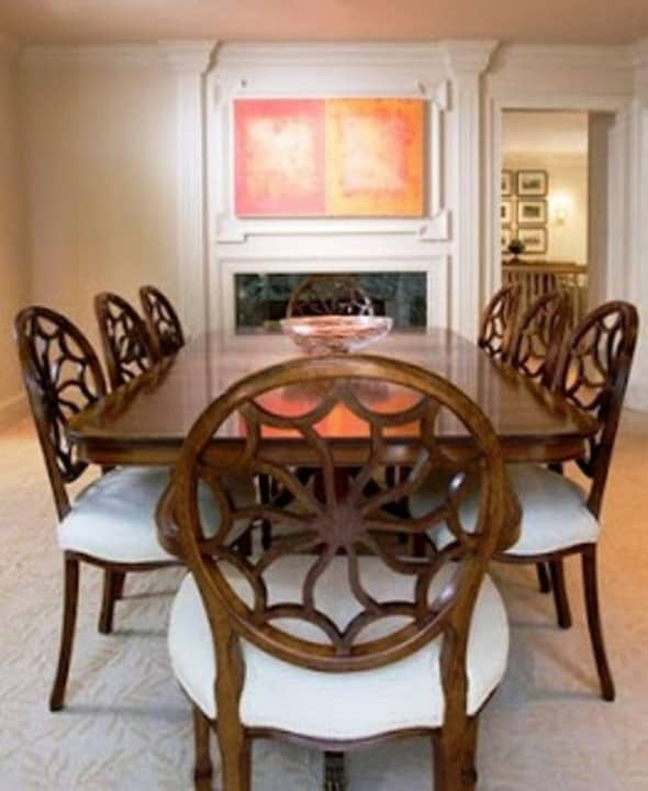 caldwell_beebe_art-Dining Room Wall 433_Decor Part II