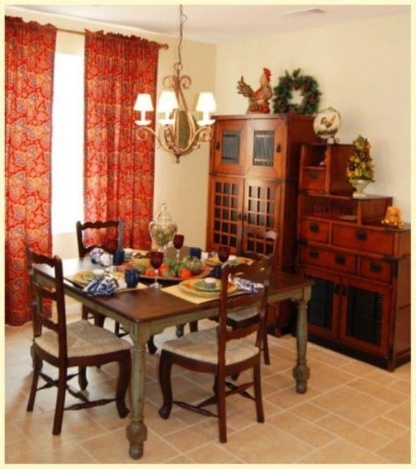 Tips of dining room decorating ideas architecture for Dining room decorating ideas 2012