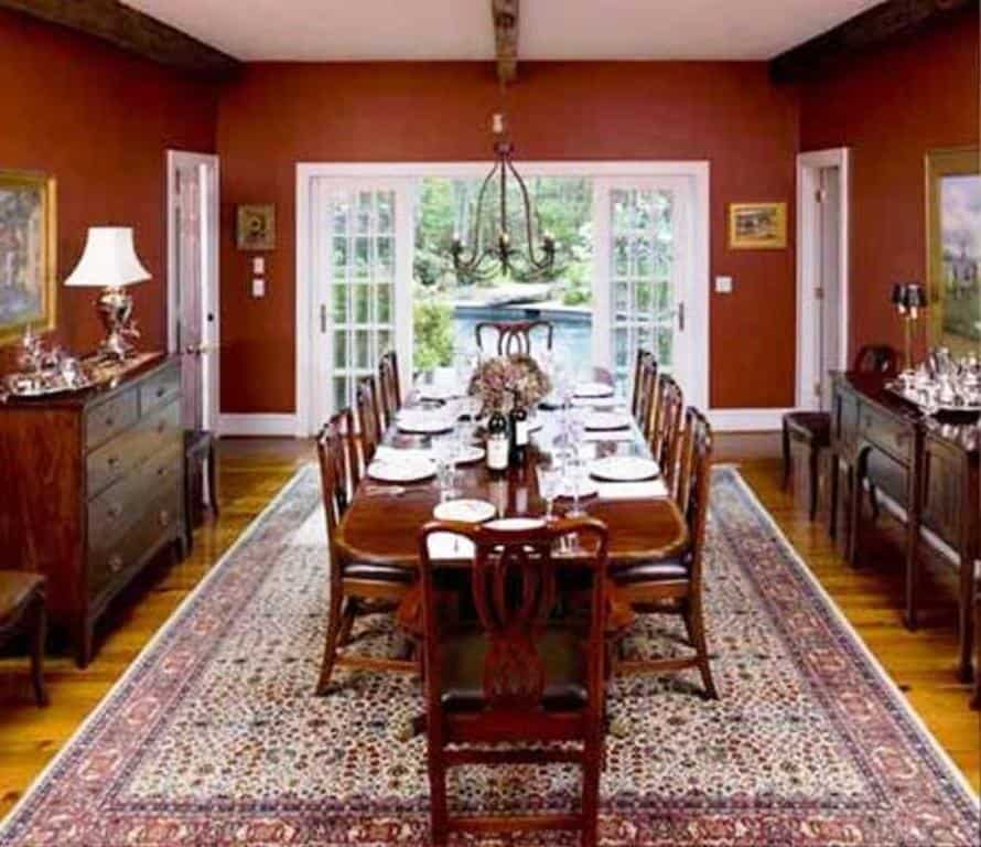 Architecture decor interior decorating for Small dining room images