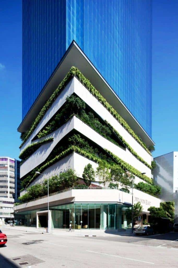 18 Kowloon East By Aedas A437green Building Architecture