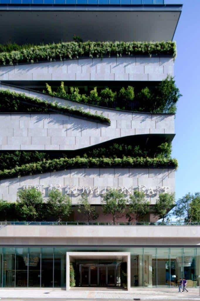 18 Kowloon East by Aedas_a439Green Building