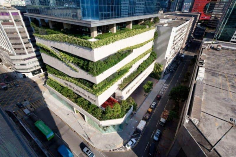 18 Kowloon East by Aedas_a440Green Building