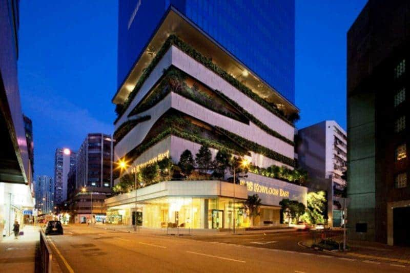 18 Kowloon East By Aedasa443Green Building Architecture