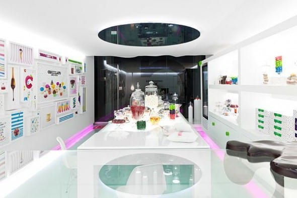 Cioccolato interior design _a634shop