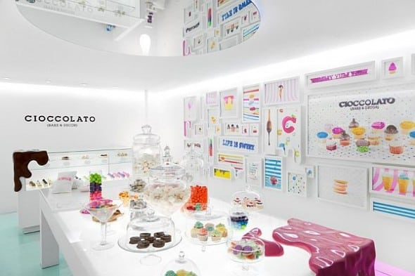 Cioccolato interior design _a635shop