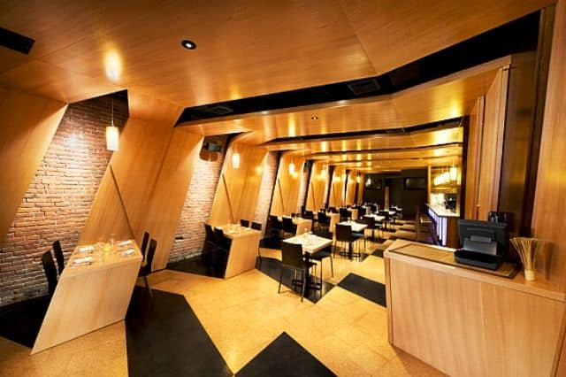 interior modern restaurant design ideas modern restaurant interior homes