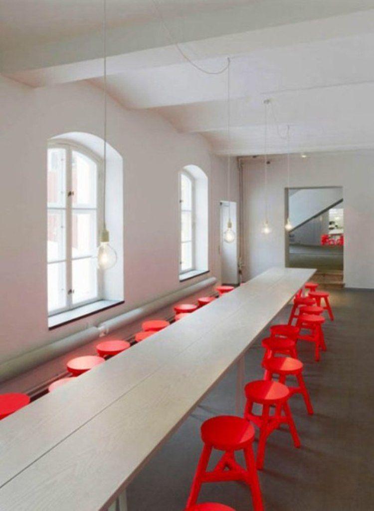 Minimalist Office Interior Design By Elding A602Oscarson